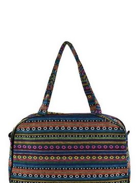 Aztec Duffel Bag Multicolor