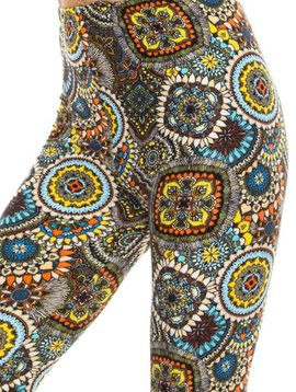 Autumn Boho Legging