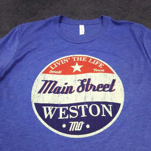 Main St. Weston T