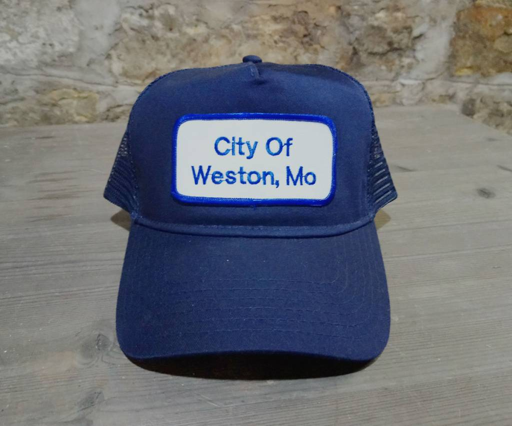 City of Weston MO Trucker Hat
