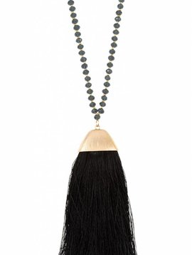 Tally Tassel Necklace