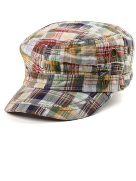 Madras Cadet Hat