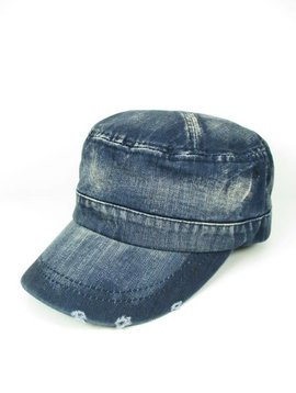 Denim Cadet Hat