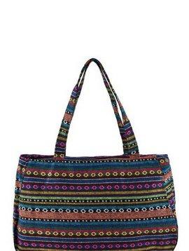 Aztec Tote Bag Multicolor