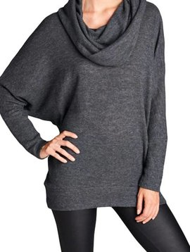 Simone Cowl Neck Top