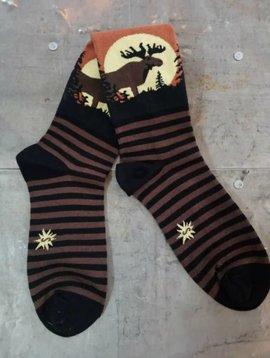 Moose Crew Socks