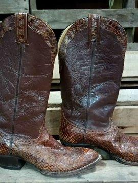 Hondo Brown Boots sz. 8.5