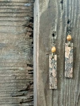 Solite Cork Earring