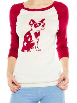 Puppy Love Knit Top