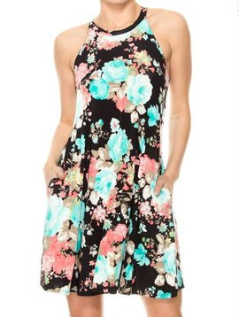 Spring Bouquet Dress Curvy