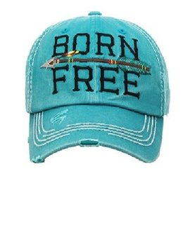 Born Free Arrow Hippie Hat