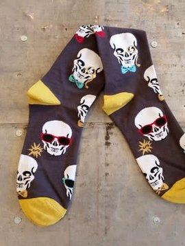 Dapper Dandies Crew Socks