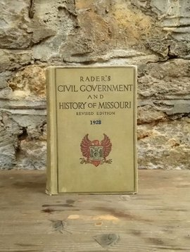 Rader's Civil Government