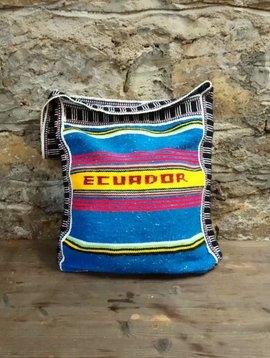 Ecuador Hippie Tote Bag