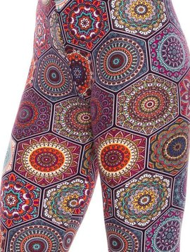 Ruby Boho Leggings Curvy