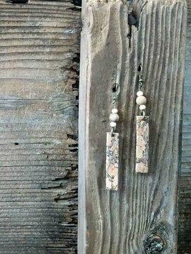Cork Bar Earring #2