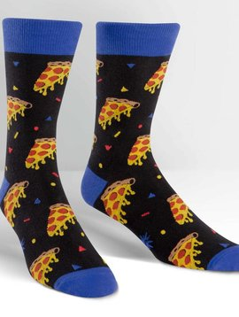 Pizza Party Crew Socks