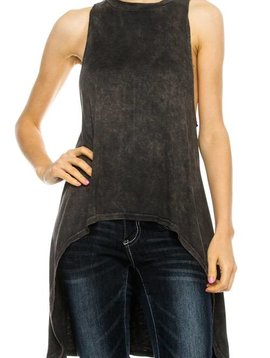 High Low Asymmetrical Top