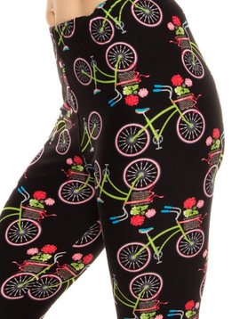 Bicycle Garden Legging