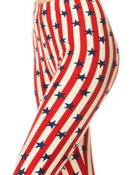 Stars and Stripes Legging