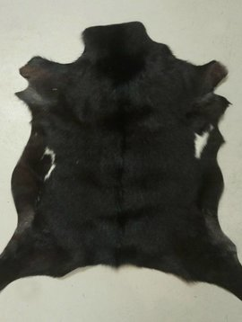 Black Goat Hide 195