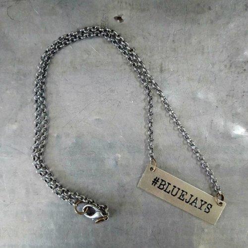 #BLUEJAYS Necklace