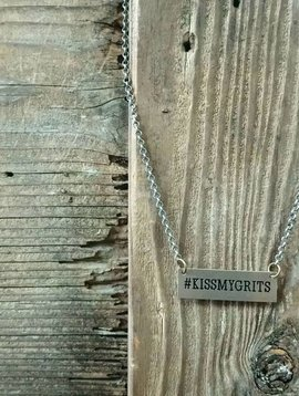 #KISSMYGRITS Necklace