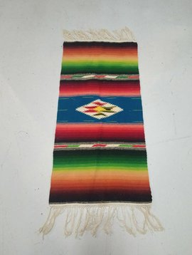 Mexican Serape Table Runner