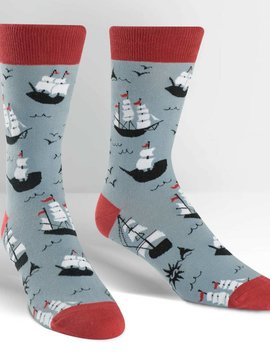 Ship Shape Crew Socks