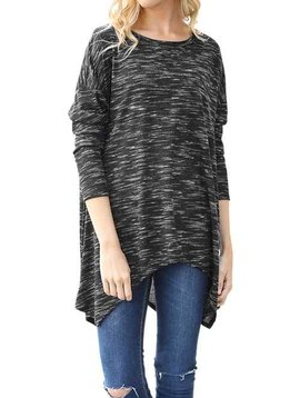 Black Marble Tunic