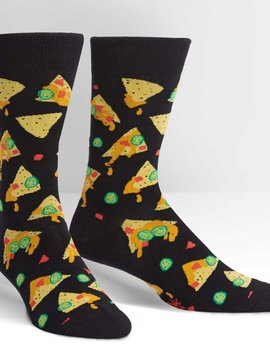 Nacho Man Crew Socks