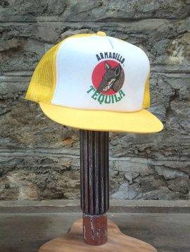 Yellow Armadillo Tequila Hat