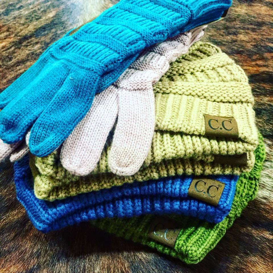 Beanies + Gloves