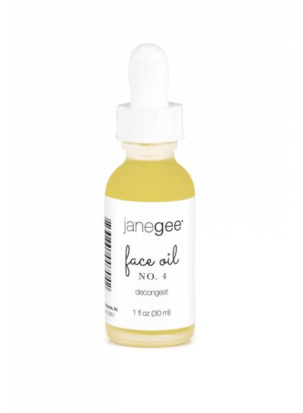 janegee Face Oil No.4