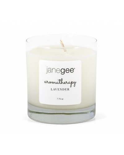 janegee Lavender Aromatherapy Candle