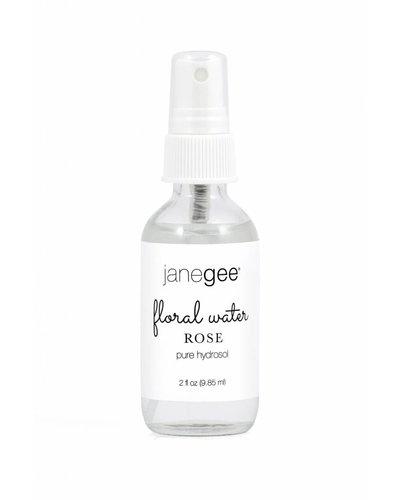janegee Rose Floral Water