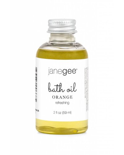 janegee Orange Bath Oil