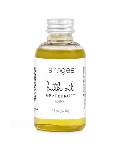 janegee Grapefruit Bath Oil
