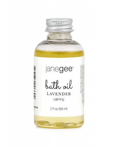 janegee Lavender Bath Oil