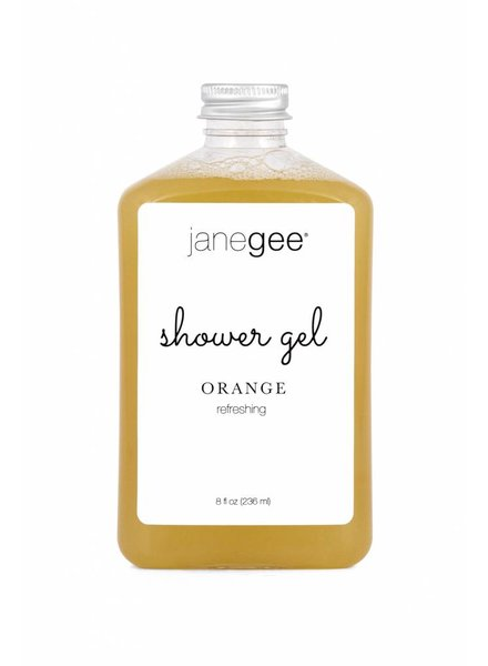 janegee Orange Shower Gel