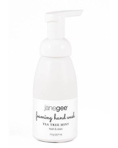 janegee Tea Tree Mint Foaming Handwash