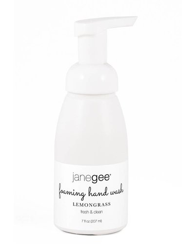 janegee Lemongrass Foaming Handwash