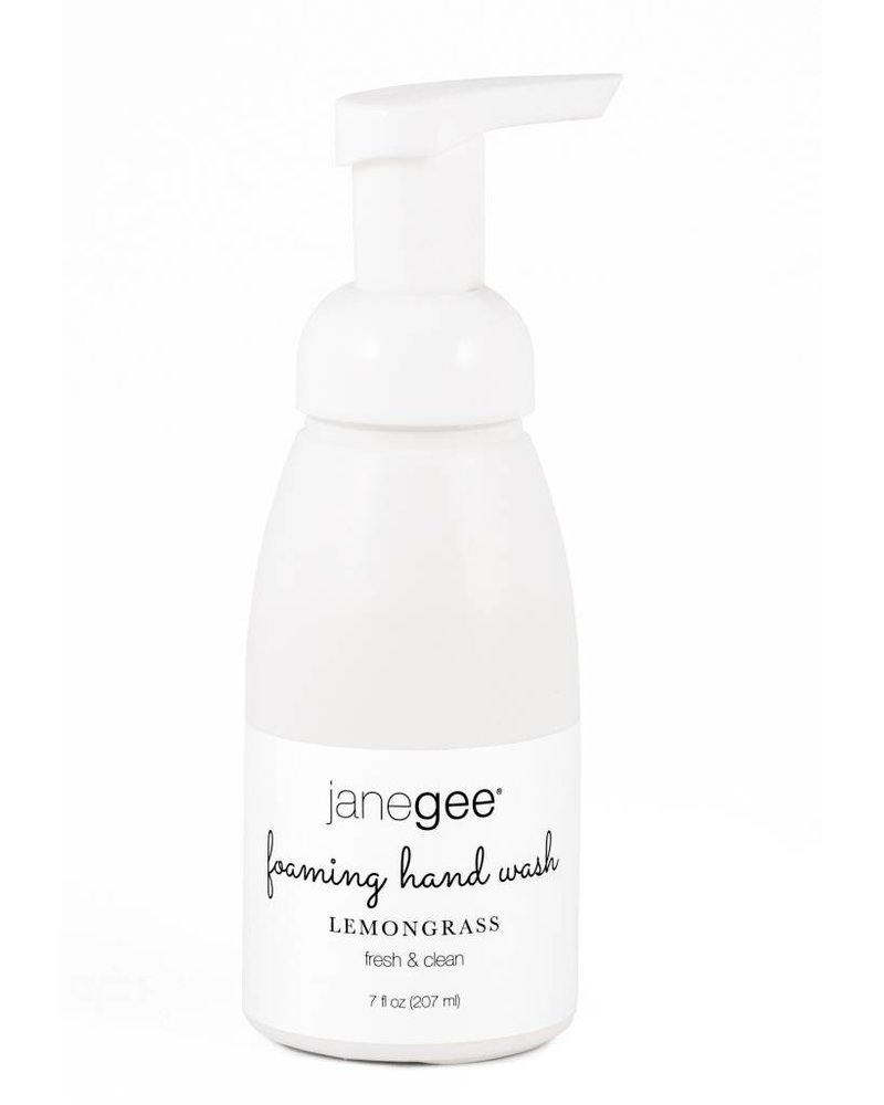 janegee Lemongrass Foaming Handwash
