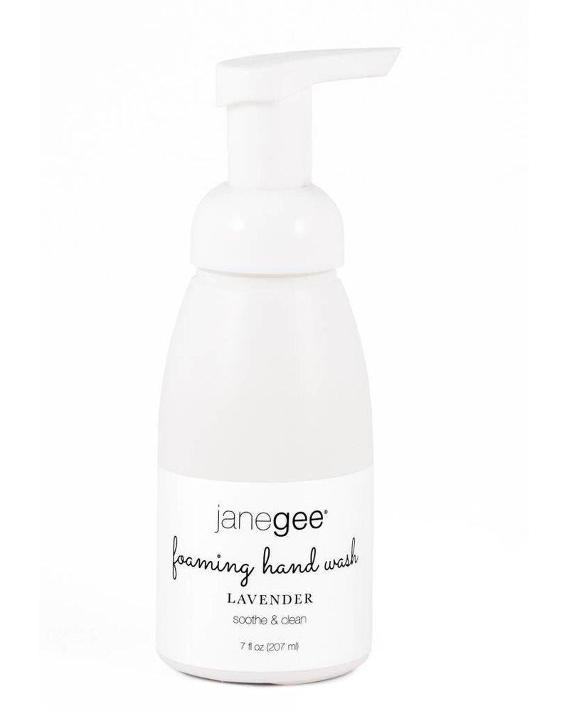 janegee Lavender Foaming Handwash