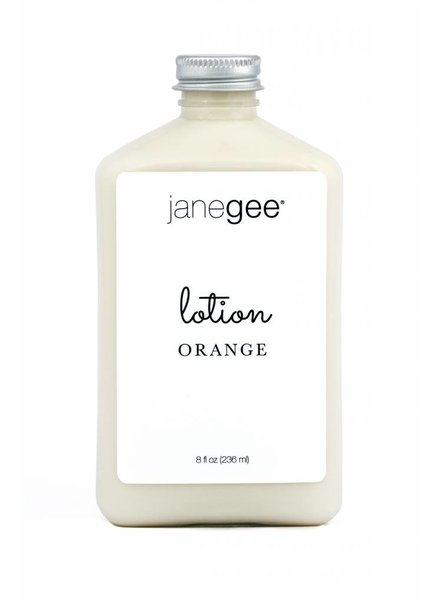 janegee Orange Lotion