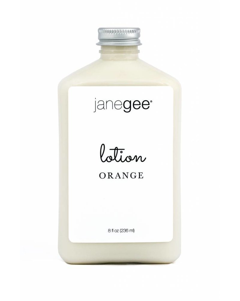 janegee Orange Lotion