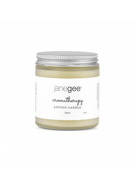 janegee Citrus Lotion Candle