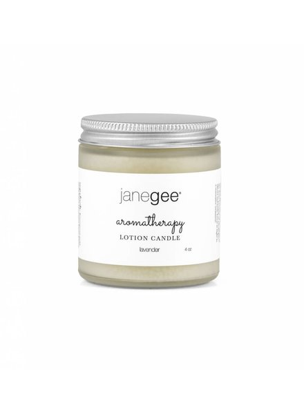 janegee Lavender Lotion Candle