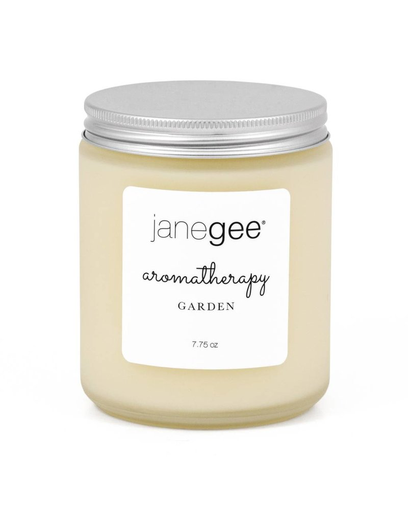janegee Garden Aromatherapy Candle