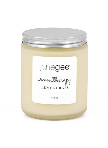 janegee Lemongrass Aromatherapy Candle